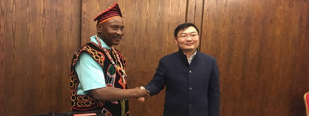 Bamenda III and China engage in a win win cooperation.