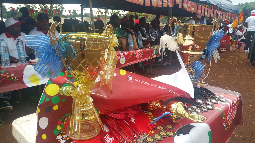 Bamenda III Royal tournament